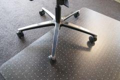 Vloerbeschermer voor tapijt 90 x 120 cm
