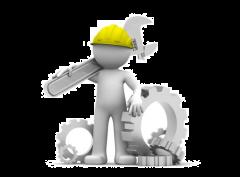 Bekabeling wegwerken, € 49,50,- per uur