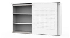 Schuifdeurkast S-Box, 194 cm (Hoogte)